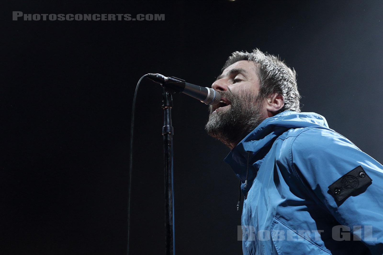 Photo : LIAM GALLAGHER, Olympia (PARIS) - 2018-03-02 - Robert GIL (PhotosConcerts.com ...