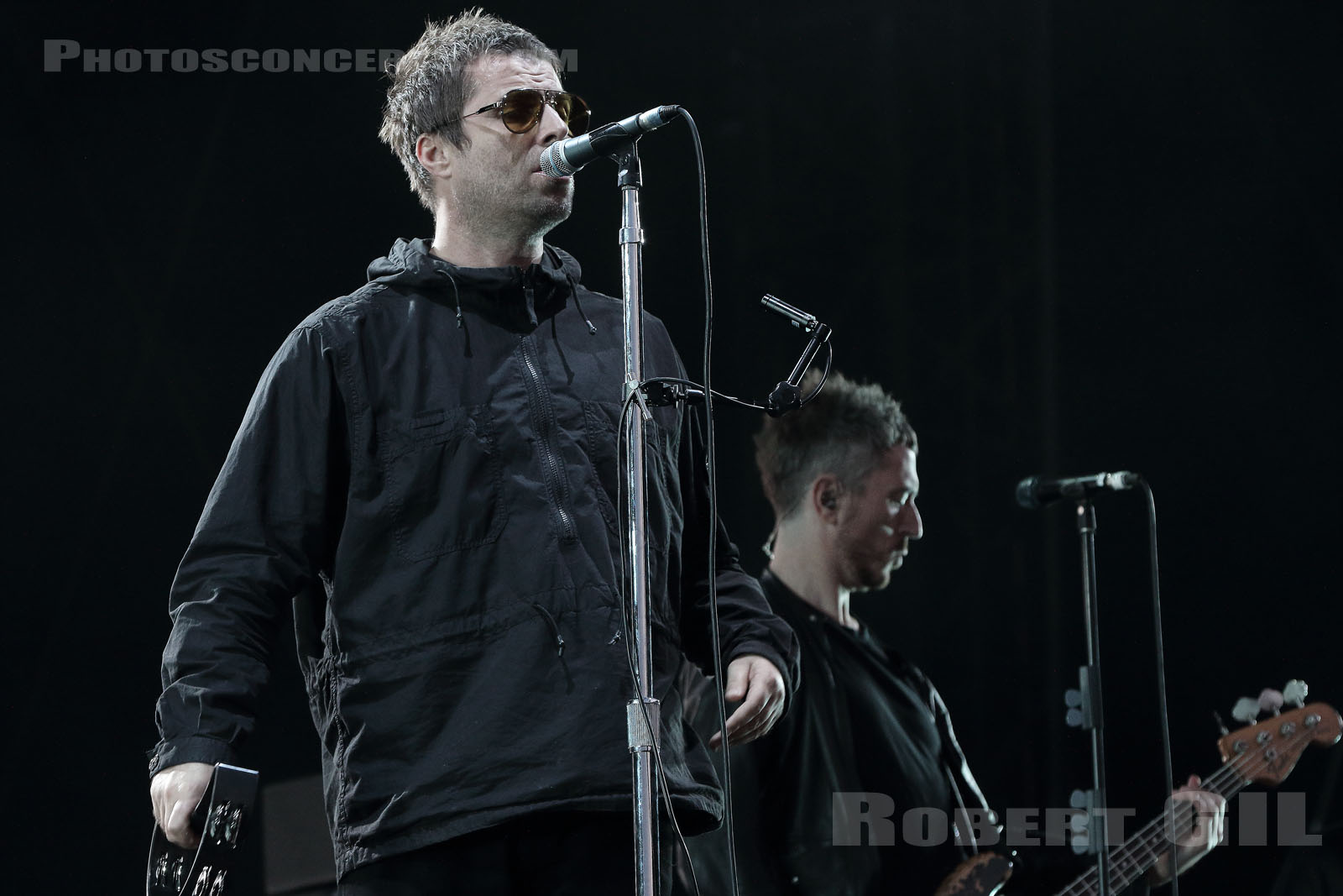 LIAM GALLAGHER - 2018-08-25 - SAINT CLOUD - Domaine National - Grande Scene