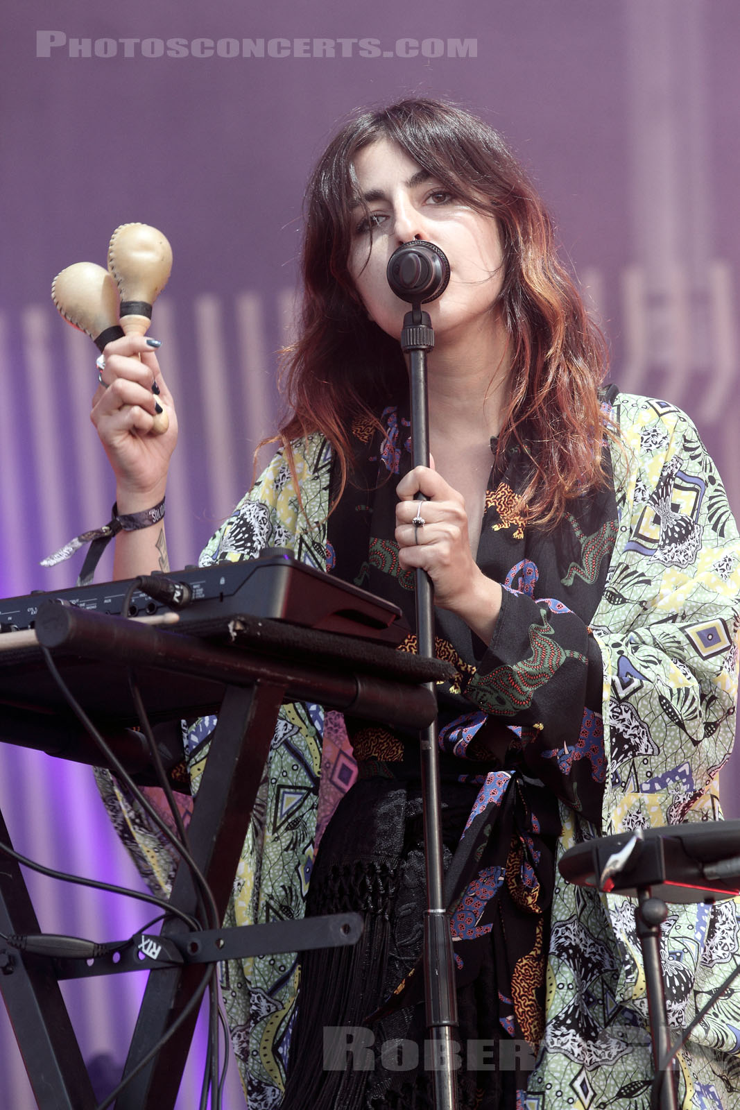 LILLY WOOD AND THE PRICK - 2015-06-28 - PARIS - Hippodrome de Longchamp