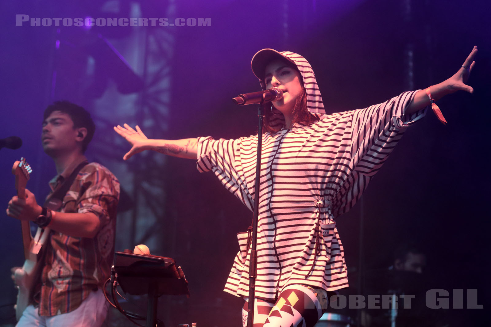 LILLY WOOD AND THE PRICK - 2016-07-20 - PARIS - Parvis de l'Hotel de Ville