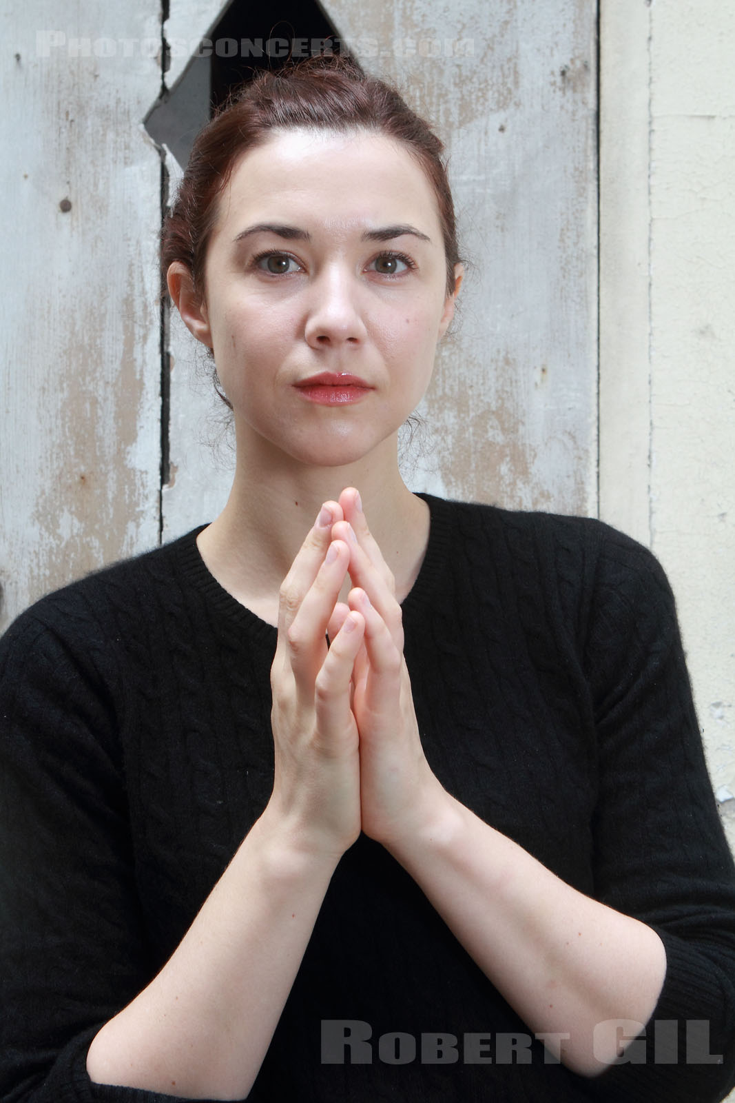 LISA HANNIGAN - 2012-04-12 - PARIS -
