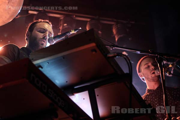 LOCAL NATIVES - 2012-12-01 - PARIS - Point Ephemere