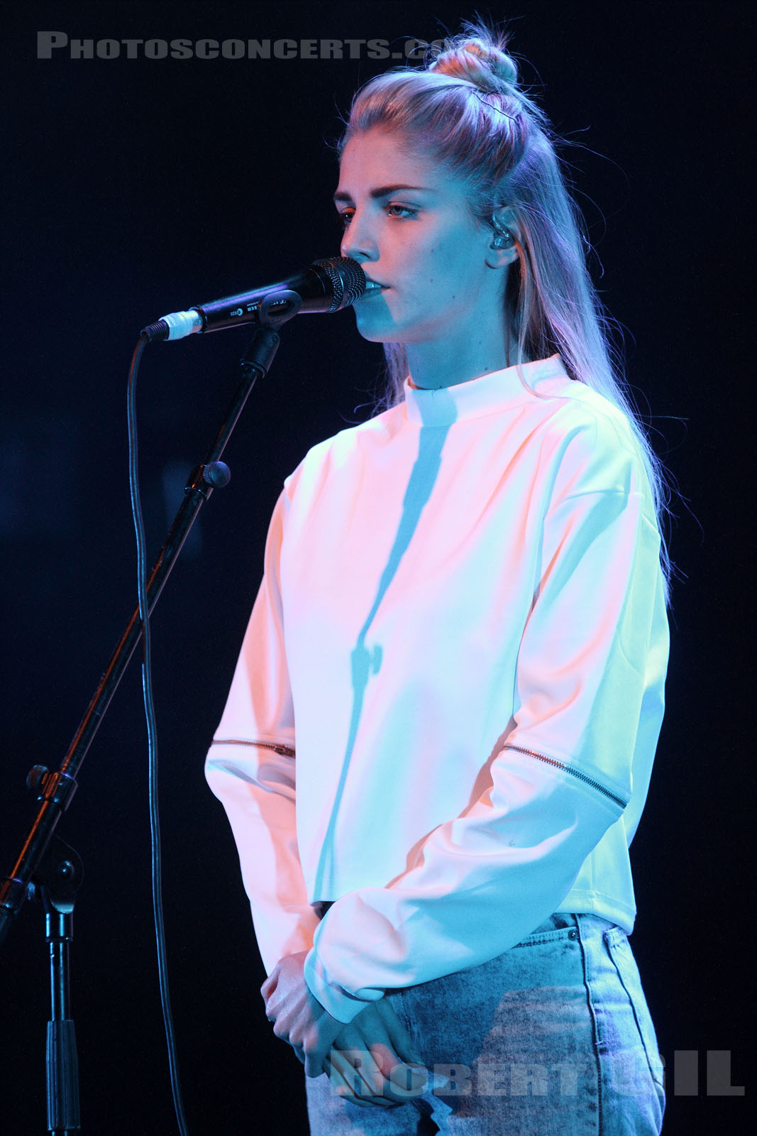 LONDON GRAMMAR - 2013-11-09 - PARIS - La Cigale
