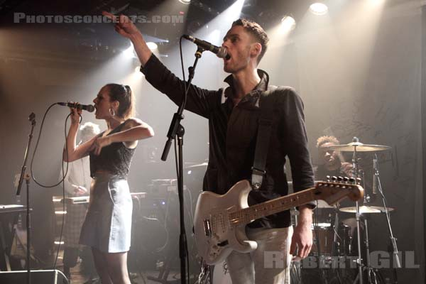 LUH (LOST UNDER HEAVEN) - 2016-06-02 - PARIS - La Maroquinerie