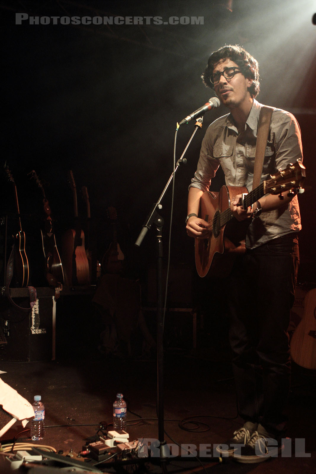 LUKE SITAL SINGH - 2012-10-10 - PARIS - Point Ephemere