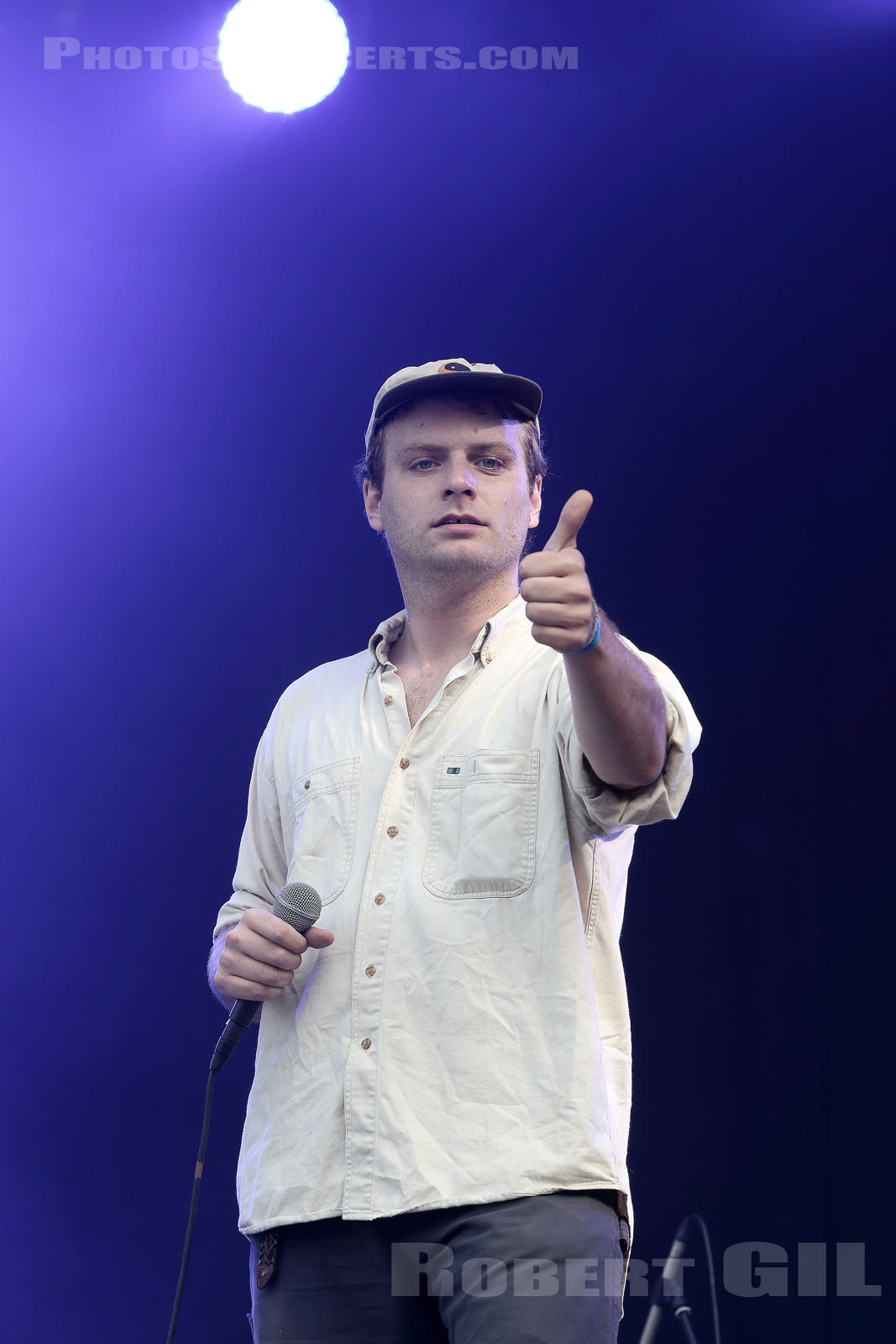 MAC DEMARCO - 2017-08-27 - SAINT CLOUD - Domaine National - Grande Scene