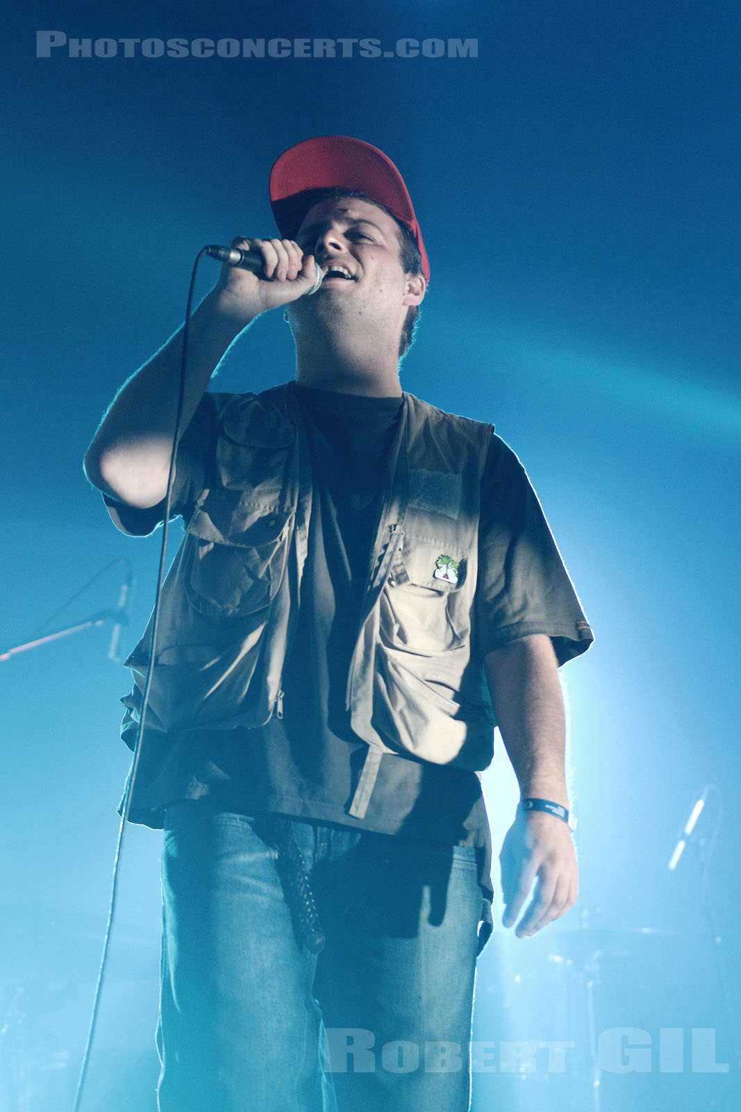MAC DEMARCO - 2018-11-01 - PARIS - Grande Halle de La Villette