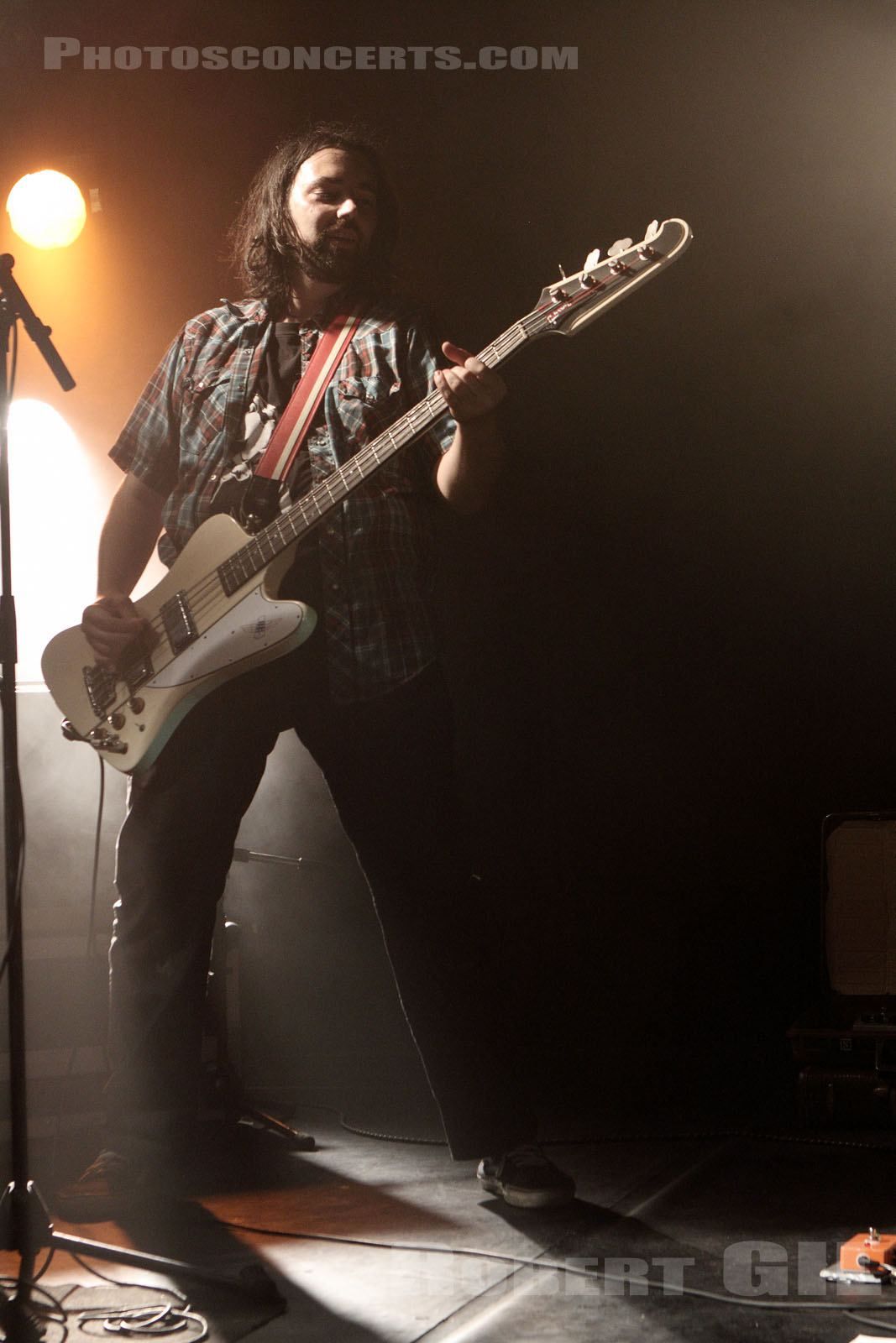 MARS RED SKY - 2014-10-02 - PARIS - La Maroquinerie