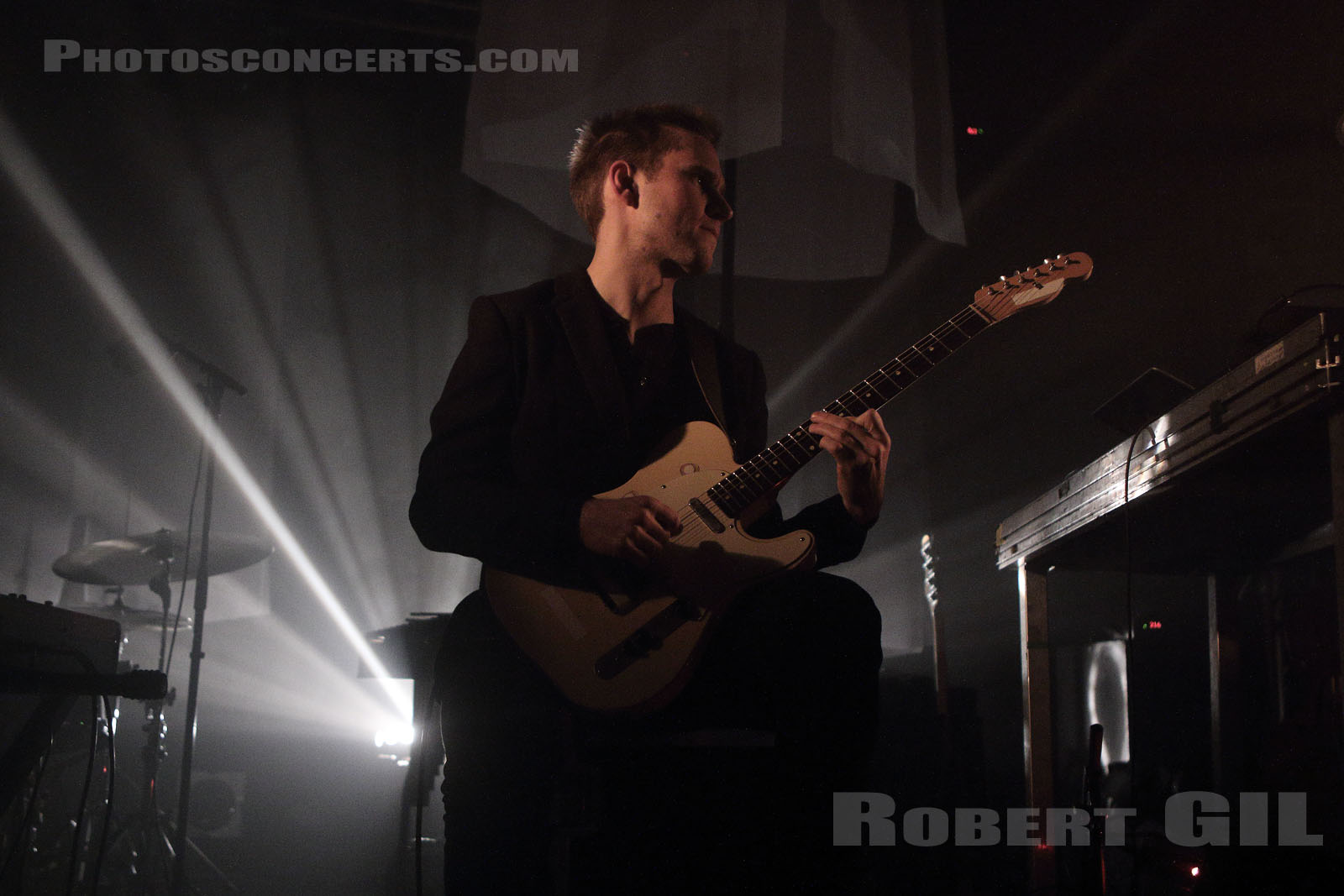 MARTYN HEYNE - 2018-03-14 - PARIS - Point Ephemere