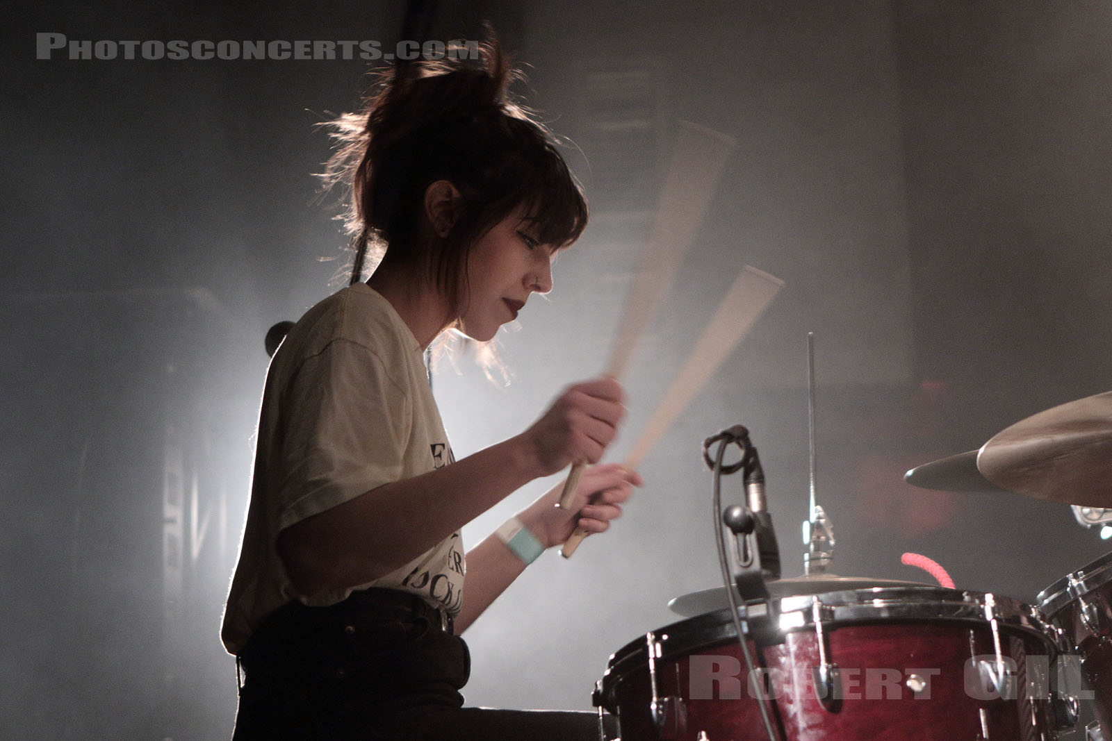 MARY BELL - 2017-02-24 - PARIS - Petit Bain