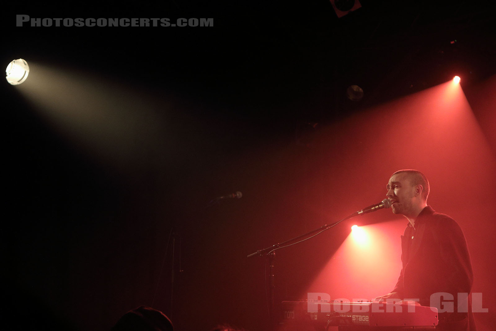 MATT MALTESE - 2017-03-06 - PARIS - Point Ephemere