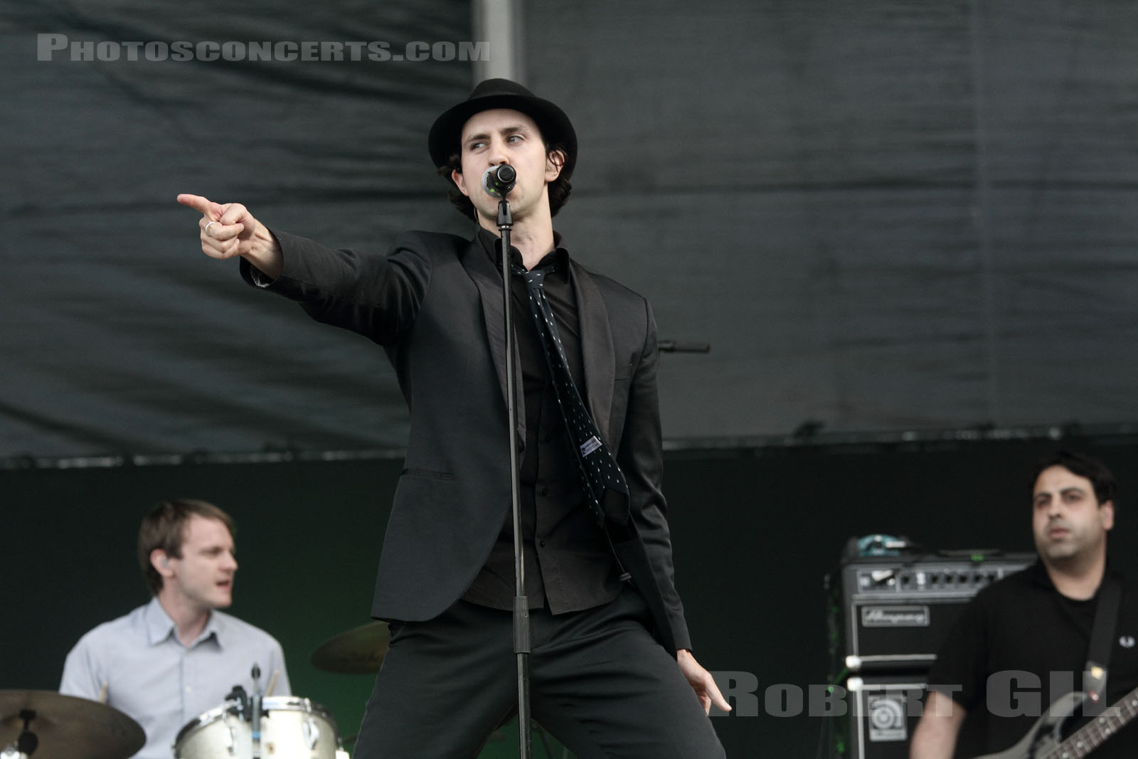 MAXIMO PARK - 2012-08-25 - SAINT CLOUD - Domaine National - Grande Scene