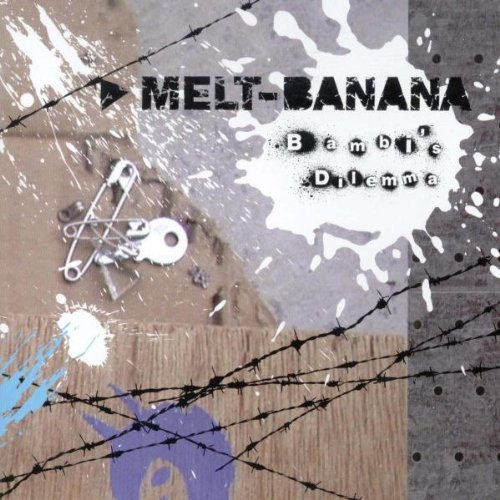 MELT-BANANA- | Album : Bambi's dilemma (2007) | A-Zap Records