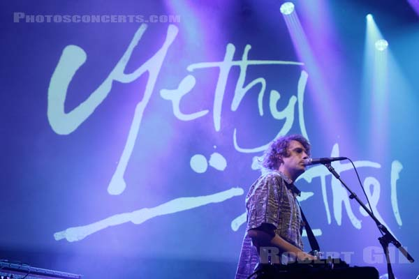 METHYL ETHEL - 2017-05-30 - PARIS - Gaite Lyrique