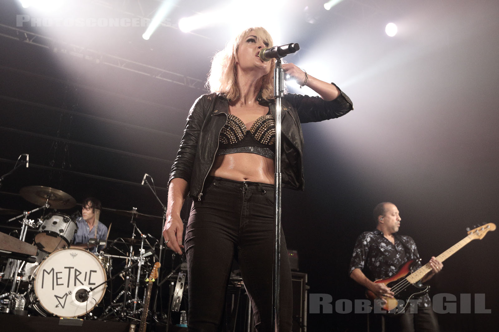 METRIC - 2018-11-08 - PARIS - Le Trianon