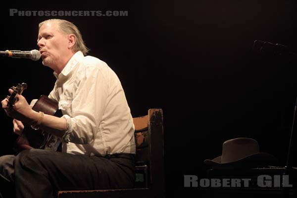 MICHAEL GIRA - 2012-04-09 - PARIS - Point Ephemere