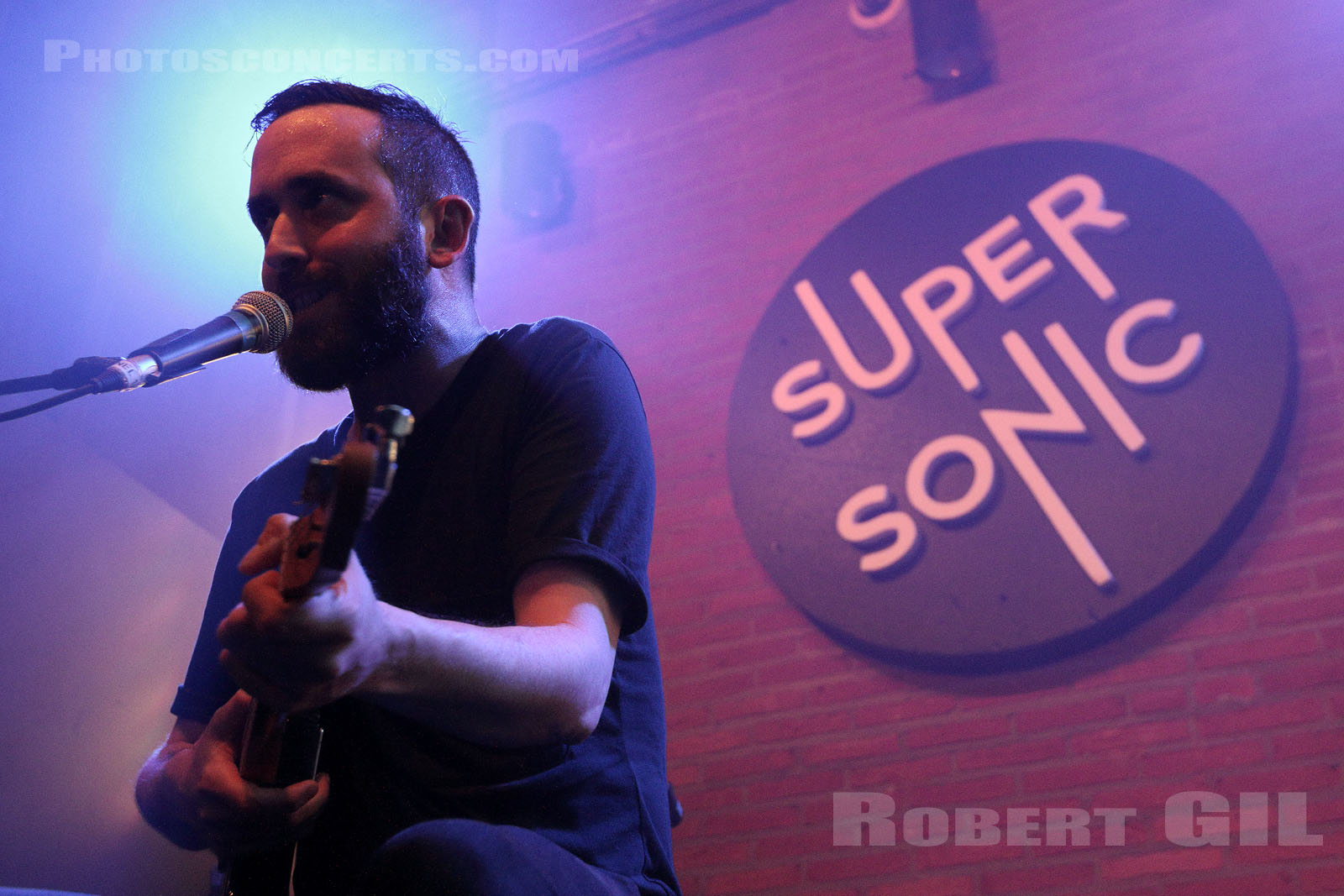 MILES OLIVER - 2016-05-12 - PARIS - Supersonic