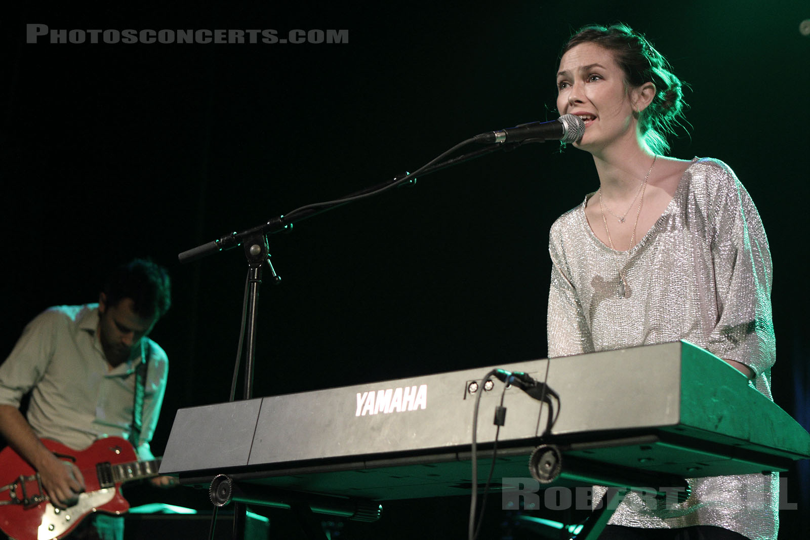MINA TINDLE - 2011-10-13 - PARIS - Le Trianon