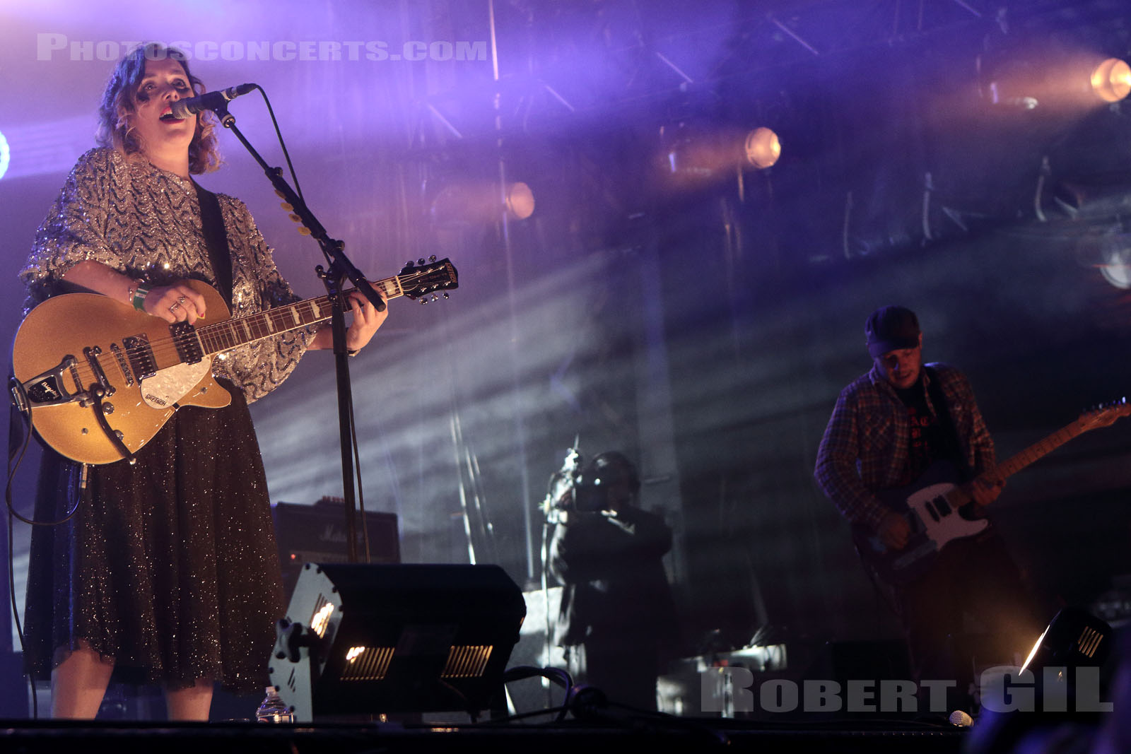 MINOR VICTORIES - 2016-08-12 - SAINT MALO - Fort de St Pere