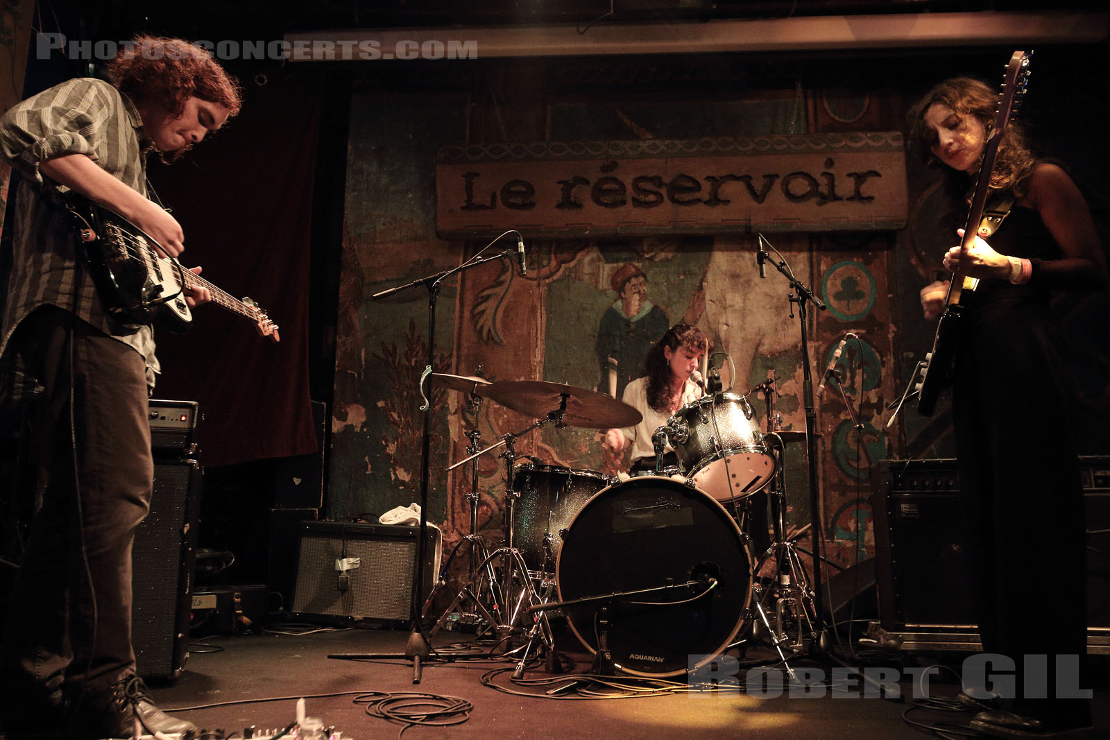 MINT FIELD - 2018-10-31 - PARIS - Le Reservoir