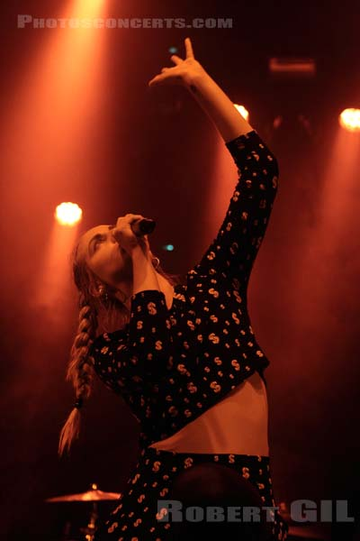 MØ - 2013-11-10 - PARIS - La Cigale