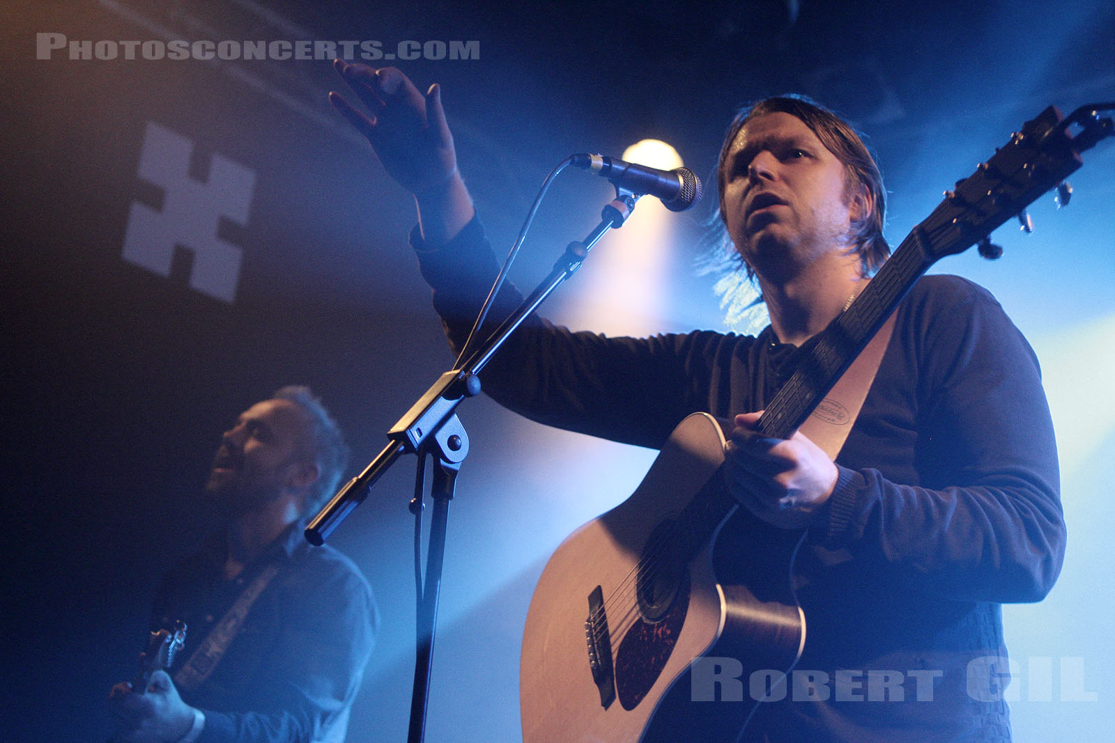 MONO TOWN - 2014-02-01 - PARIS - Point Ephemere