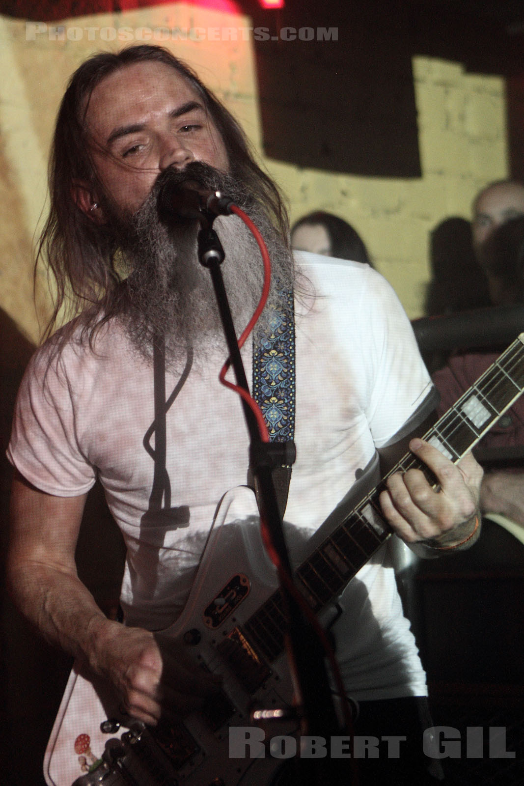 MOON DUO - 2015-04-10 - PARIS - La Chaufferie (du Moulin Rouge)
