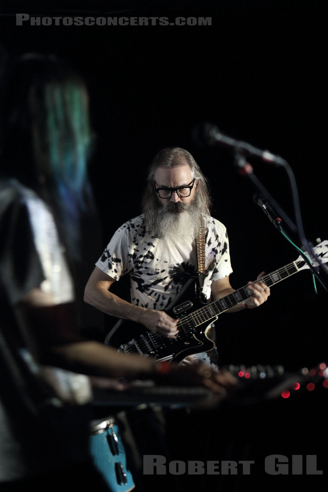 MOON DUO - 2017-03-18 - PARIS - Trabendo