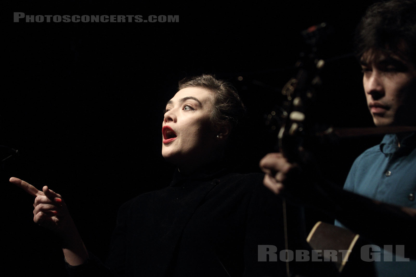 MORIARTY - 2015-01-24 - PARIS - Philharmonie de Paris 2