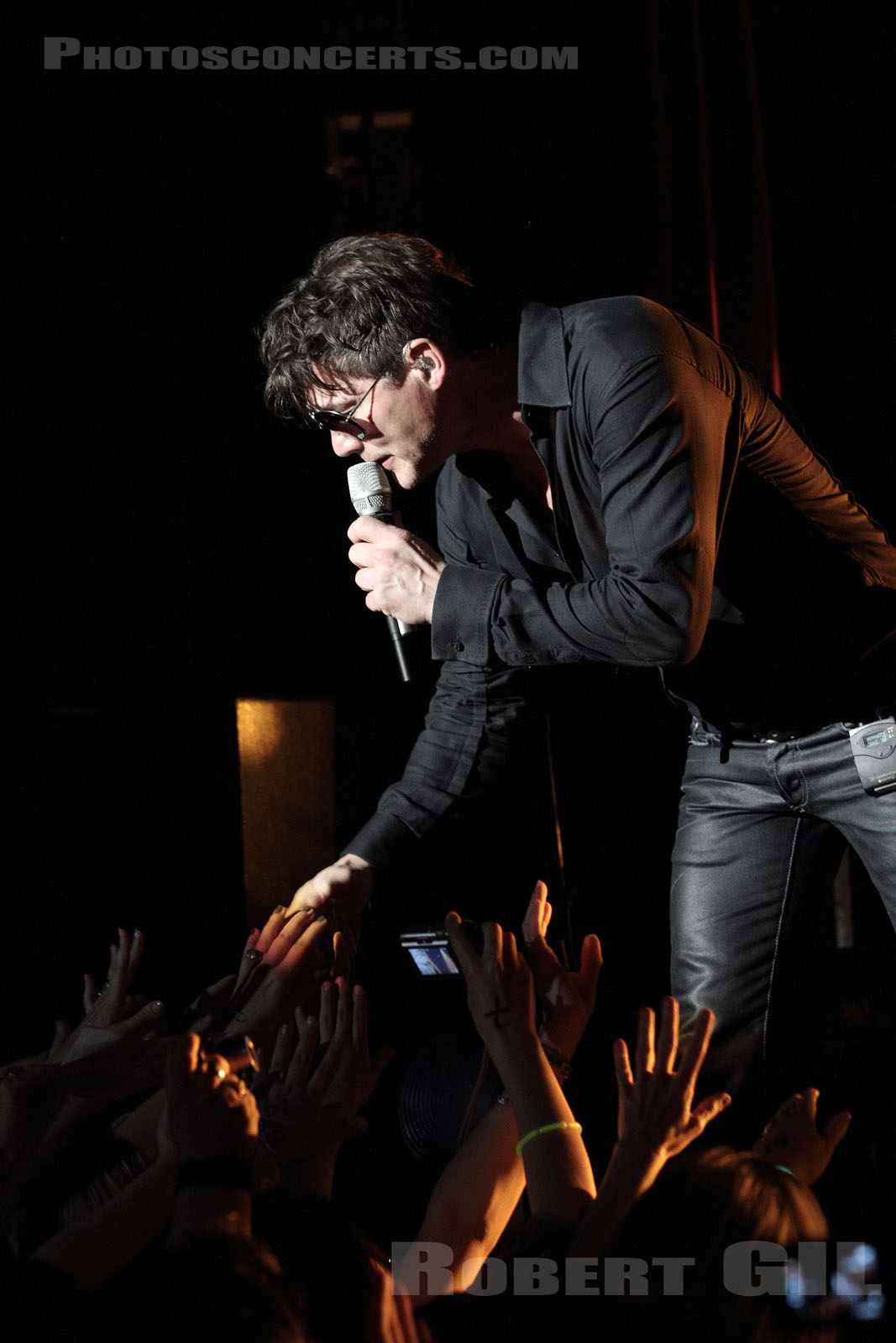 MORTEN HARKET - 2012-05-09 - PARIS - La Cigale