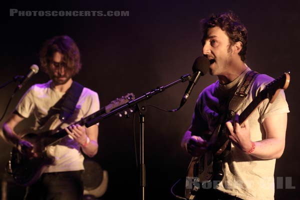 MOUNTAIN BIKE - 2016-03-04 - PARIS - Cafe de la Danse