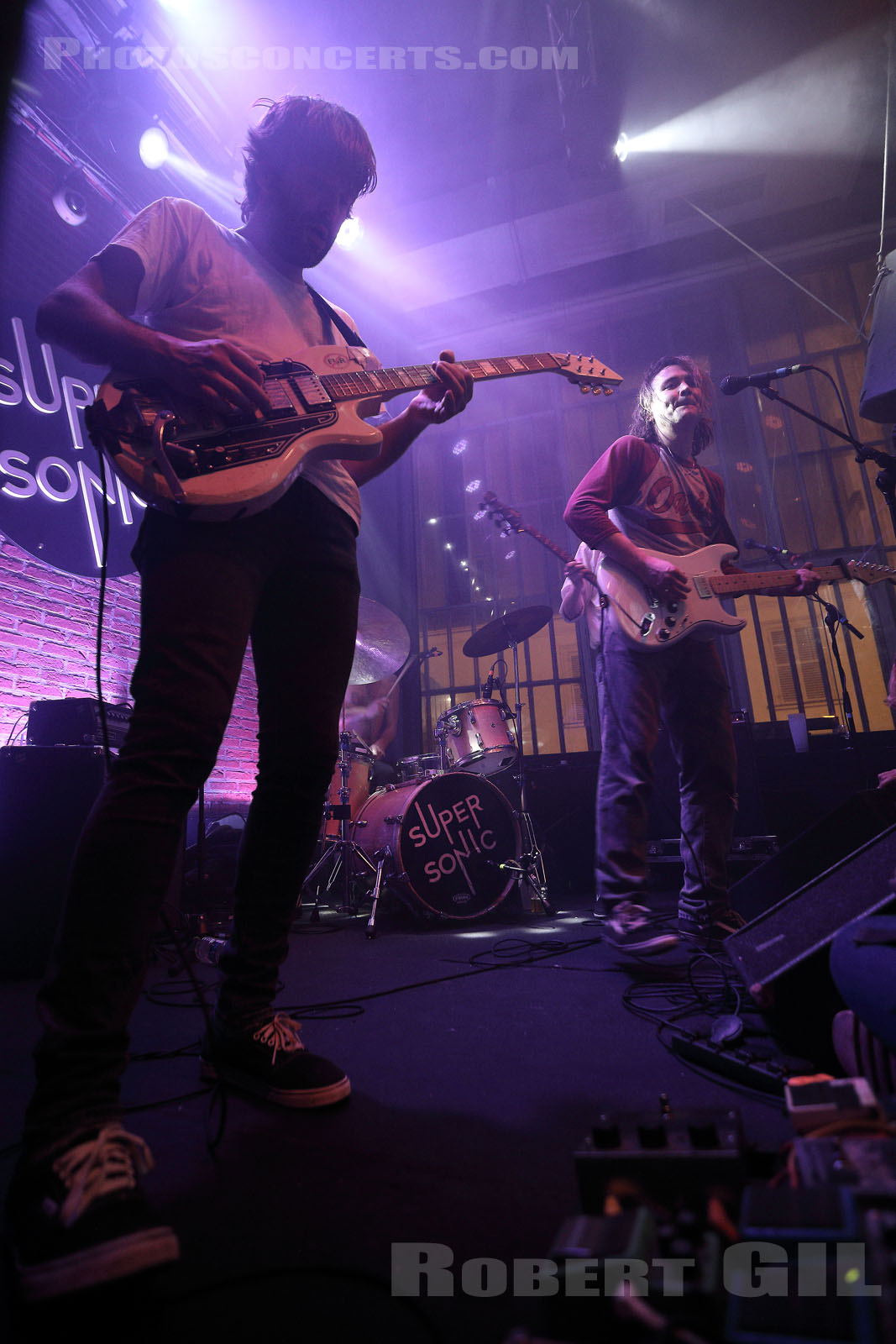 MOZES AND THE FIRSTBORN - 2019-03-11 - PARIS - Supersonic