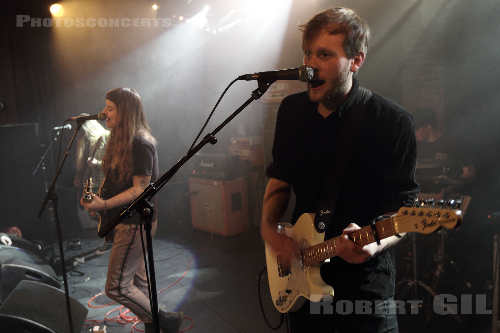 MUNCIE GIRLS - 2019-01-28 - PARIS - La Maroquinerie