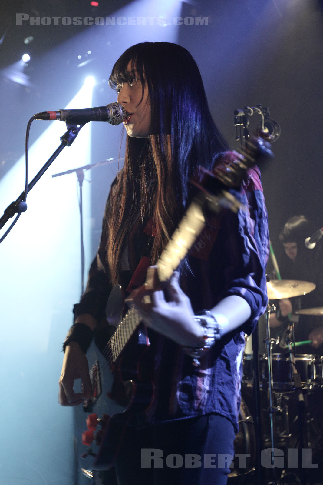 MUTANT MONSTER - 2018-02-13 - PARIS - La Maroquinerie