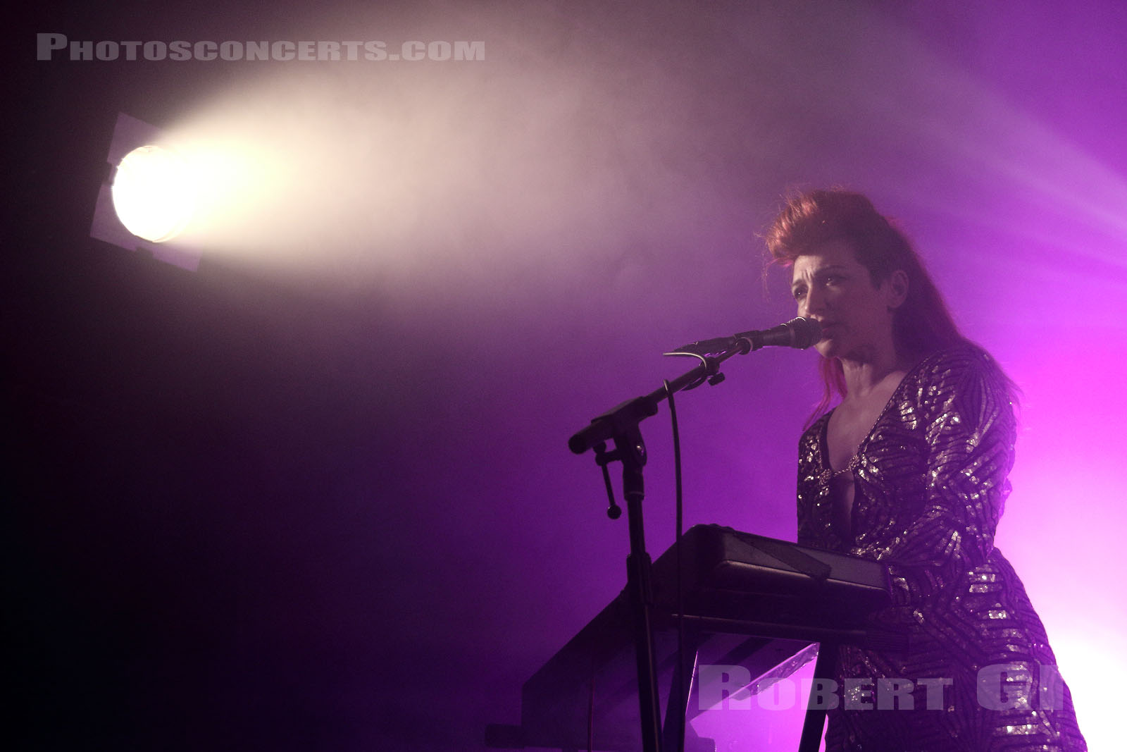 MY BRIGHTEST DIAMOND - 2018-11-23 - PARIS - Point Ephemere