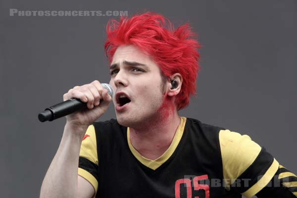 MY CHEMICAL ROMANCE - 2011-08-28 - SAINT CLOUD - Domaine National - Grande Scene