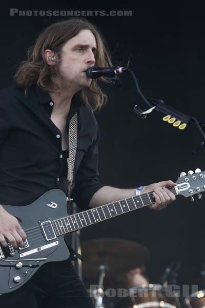 MY MORNING JACKET - 2015-08-30 - SAINT CLOUD - Domaine National - Grande Scene