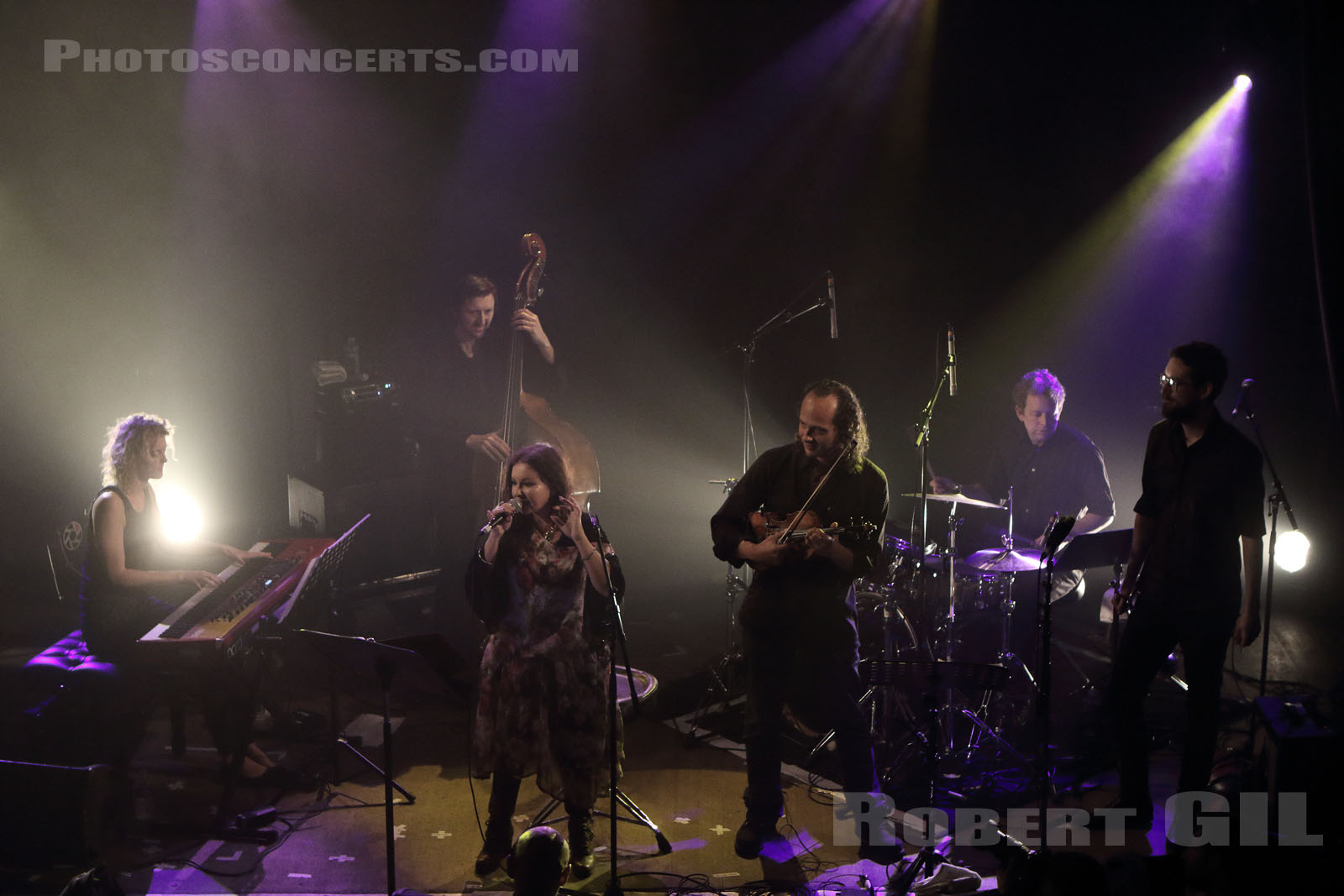 NATACHA ATLAS - 2015-10-14 - PARIS - Divan du Monde