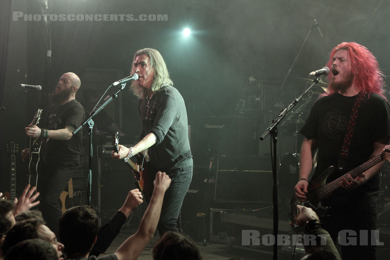 NEW MODEL ARMY - 2013-12-19 - PARIS - Divan du Monde