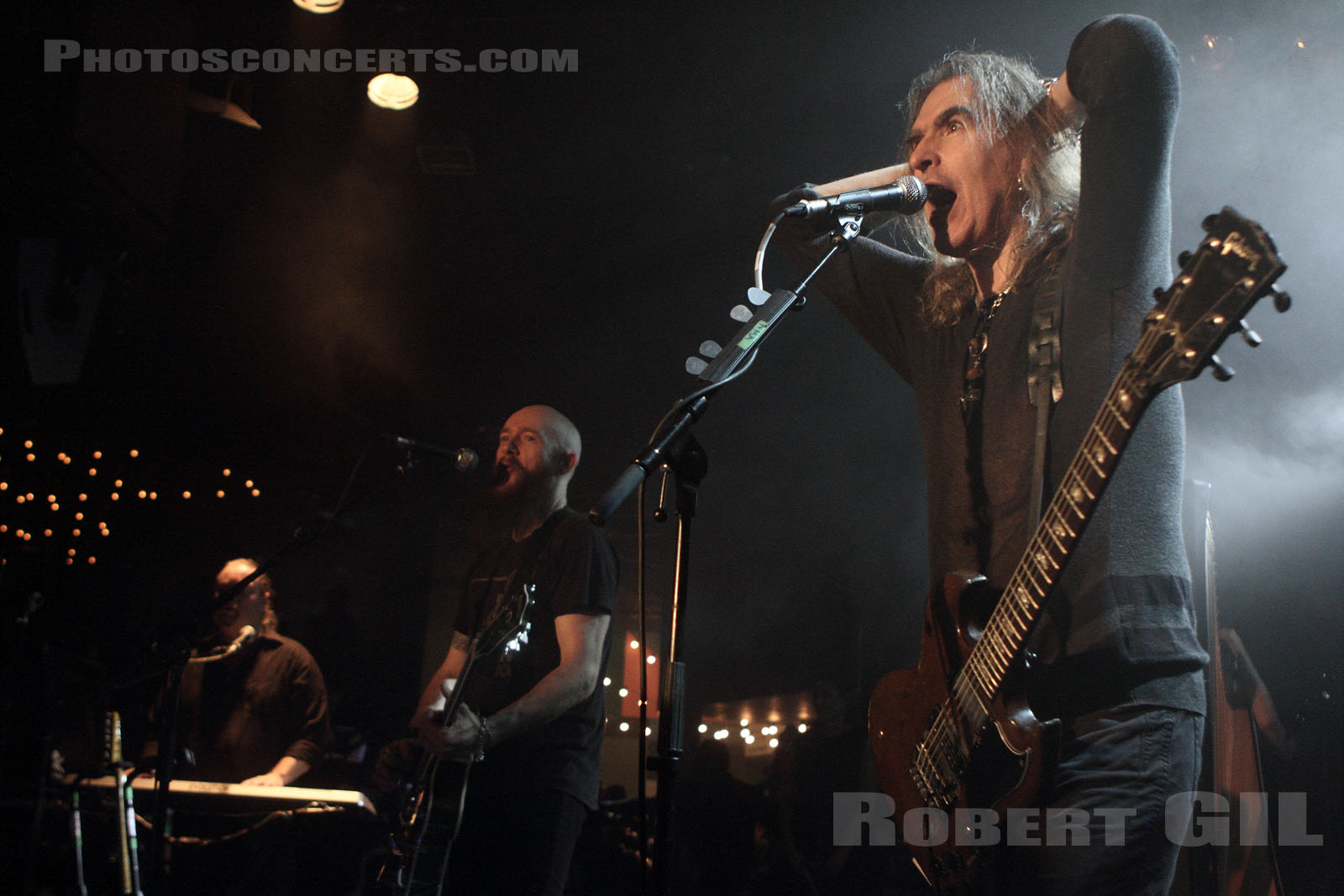 NEW MODEL ARMY - 2014-12-19 - PARIS - Trabendo