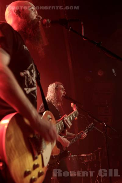 NEW MODEL ARMY - 2016-12-16 - PARIS - Divan du Monde