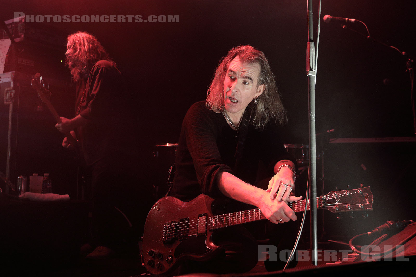 NEW MODEL ARMY - 2017-12-15 - PARIS - Trabendo