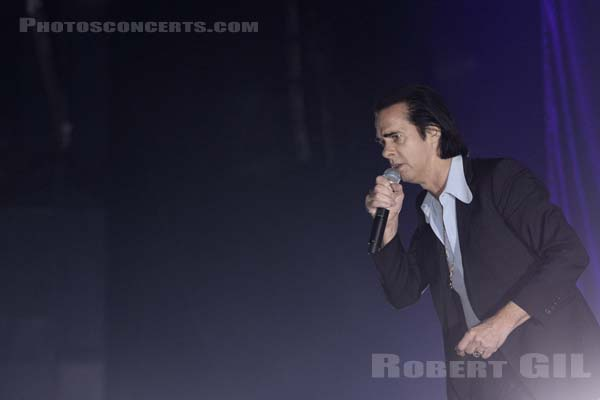 NICK CAVE AND THE BAD SEEDS - 2017-10-03 - PARIS - Zenith