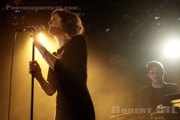 NO CEREMONY - 2014-03-18 - PARIS - La Maroquinerie
