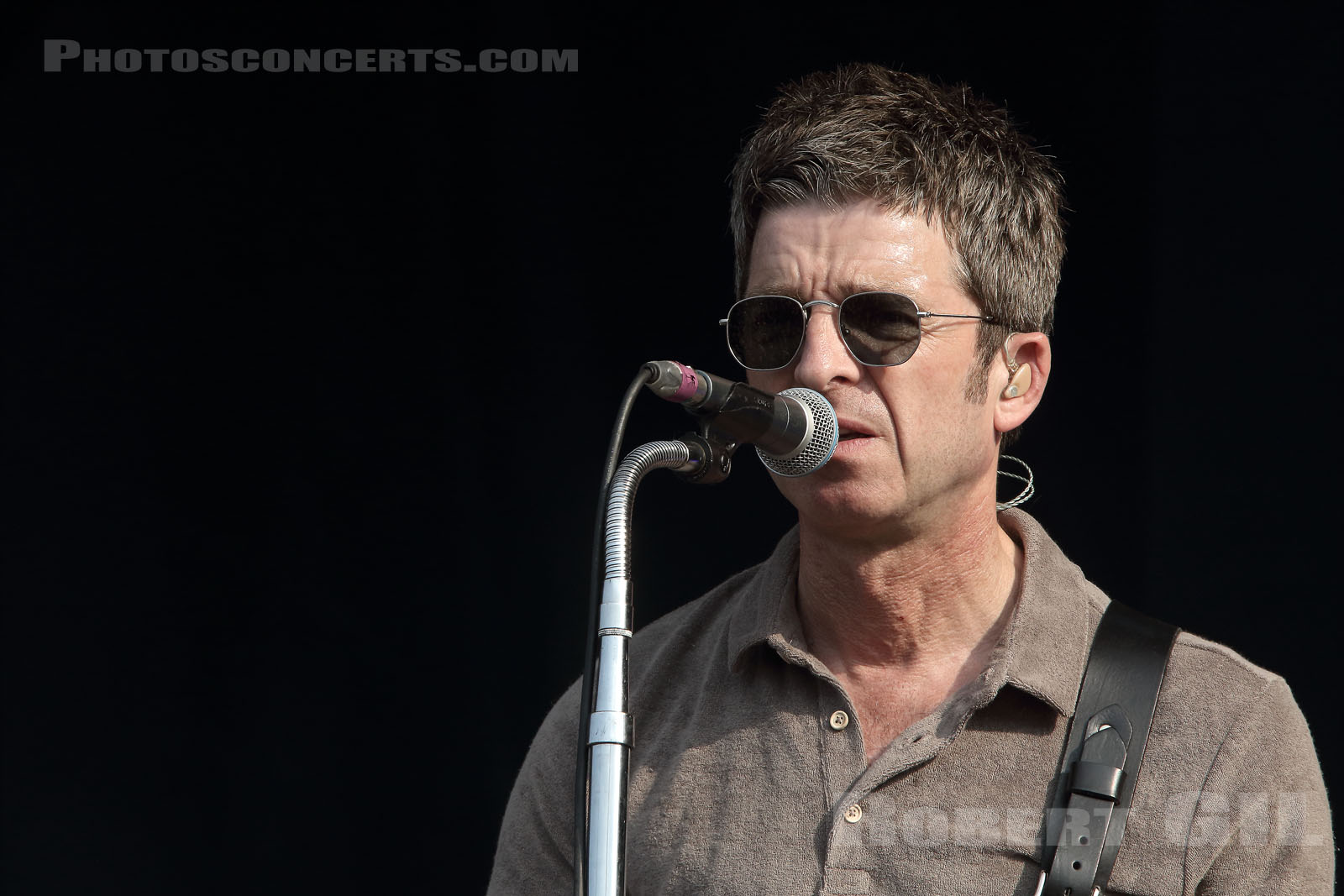 NOEL GALLAGHER'S HIGH FLYING BIRDS - 2018-07-22 - PARIS - Hippodrome de Longchamp - Main Stage 2