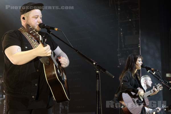 OF MONSTERS AND MEN - 2015-11-05 - PARIS - Casino de Paris