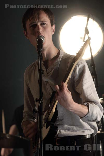 OUGHT - 2016-04-15 - PARIS - Gaite Lyrique