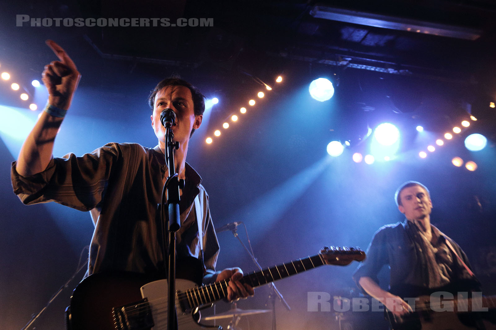 OUGHT - 2018-04-26 - PARIS - La Maroquinerie