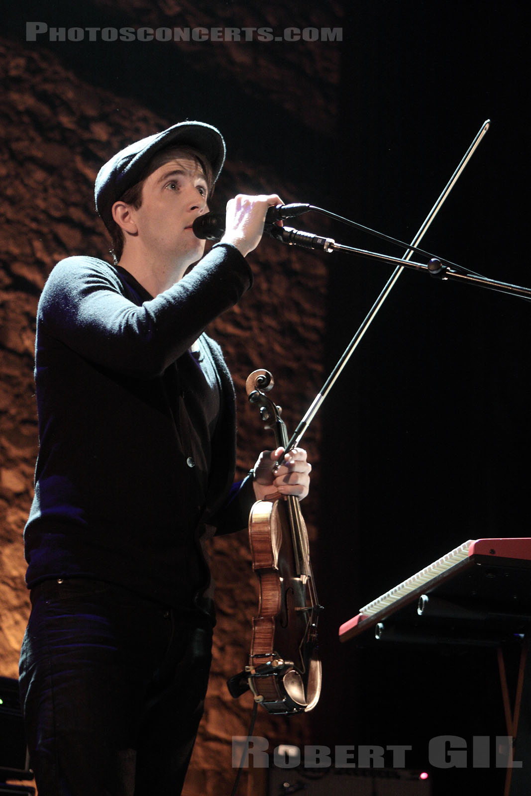 OWEN PALLETT - 2011-02-22 - PARIS - Cafe de la Danse