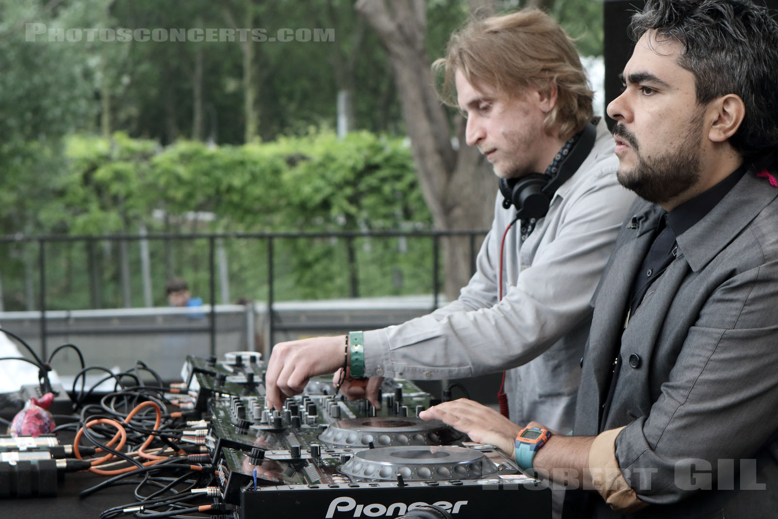 PACHANGA BOYS - 2016-05-29 - PARIS - Parc de la Villette